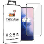 3D Curved Tempered Glass Screen Protector for OnePlus 7 Pro - Black